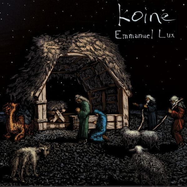 Emmanuel Lux - CD