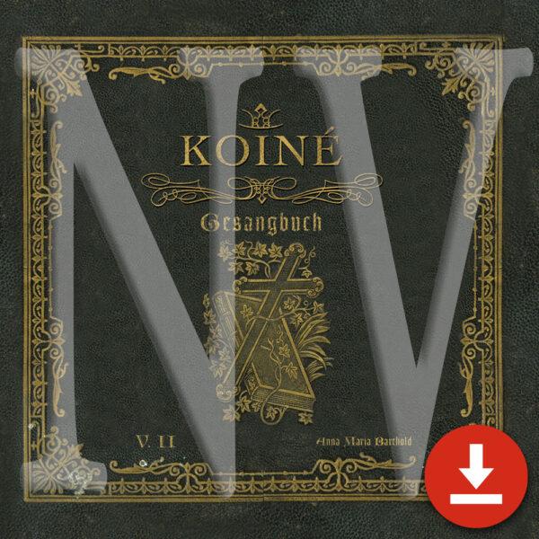 Gesangbuch - Instrumental Accompaniment Tracks