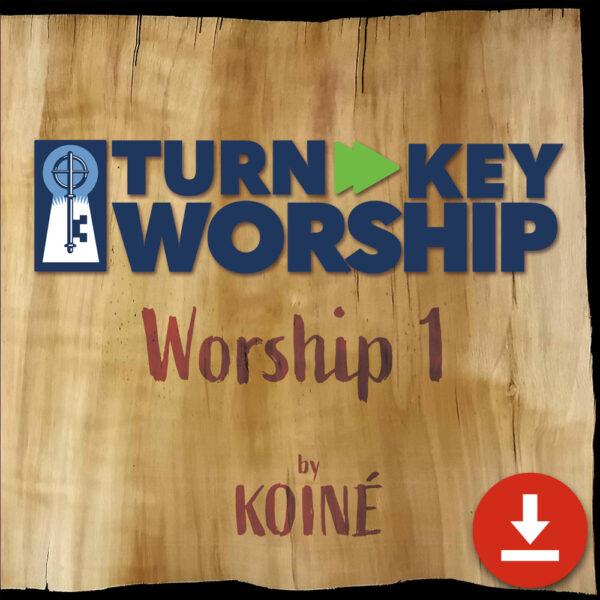 Turnkey Worship 1 - Digital Download