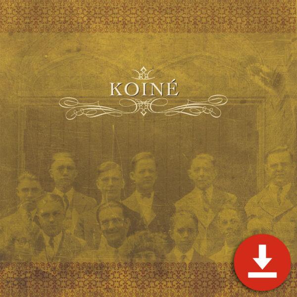 Koiné (vol 1) - Digital Download